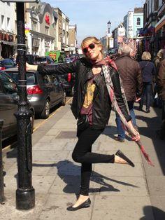 London's happynes #pashminas #AlessiaMarcuzzi