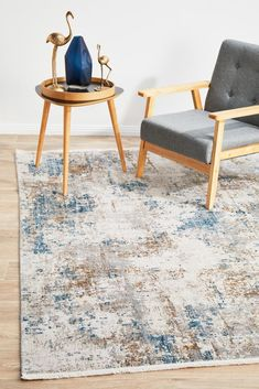 Relaxation Quite Sky Rug Guaranteed to bring elegance in simplicity and leaves no difficulty in choosing where to position this piece. Relaxation Collection brings forth the Reflections Sky pile which features a blue and earth tone dominant piece expertly crafted and power loomed to perfection. It is made in Turkey utilizing the finest set of silk and acrylic, stain proof leaving a lasting image for everyone while maintaining that comfort and luxury.
