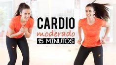 (20-2) Cardio moderado | 15 minutos