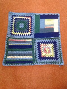 Blanket destined for our animal shelter in memory of the animals who died in the Manchester fire.