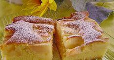Zutaten    4 Ei(er)  250 g Zucker  125 g Butter  100 ml Milch  300 g Mehl  3 TL Backpulver  5 m.-große Äpfel  Zimt zum Bestreuen ...