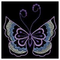 OregonPatchWorks.com - Sets - Vintage Butterfly