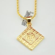 Find more chain necklaces information about classical hollow design medallion necklaces pendants for men and women god bless jewelry aloadofball Gallery