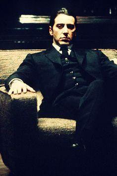 Michael Corleone - Al Pacino - The Godfather Series