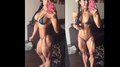 Hot asian women Bodybuilders and fitness models