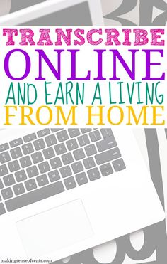 Did you know that you may be able to earn a living by learning how to transcribe online? Yes! Learn how to become a transcriptionist today!