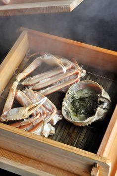 Steamed Echizen-gani Crab, King of the Winter Taste Palate|越前蟹