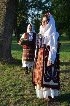 Serbian folk costume from Gornja Resava (Central Serbia) *KUD Lala