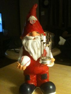World Series Gnome