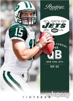 Tim Tebow NY Jets card from Prestige http://media-cache1.pinterest.com/upload/34340015878766729_4np10C7A_f.jpg wbnancy tim tebow