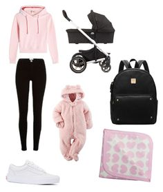 """grocery shopping with Mariah"" by ilovezeus on Polyvore featuring Vetements, River Island, Vans, Carter's and Monica + Andy"