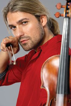 David Garrett...if you haven't heard his music, you should!!