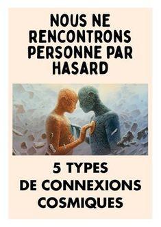 Nous ne rencontrons personne par hasard 5 types de connexions cosmiques area of study based on myers briggs personality type Positive Attitude, Positive Vibes, Educational Psychology, Art Psychology, Soul Connection, Care Quotes, Positive Affirmations, Intuition, Self Improvement