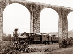 Old Steam Engines | Old Picture of the Day: Steam Locomotive