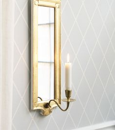 Welcome to Sandberg Wallpaper. We are a Swedish design company specialising in designer wallpaper and home accessories. Hallway Wallpaper, Traditional Decor, Beautiful Wall, Designer Wallpaper, Candle Sconces, Decoration, Gabriel, Interior Decorating, Sweet Home