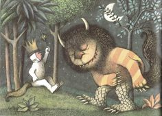 I found a choice interview extract with legendary author/ illustrator Maurice Sendak the other day. Please see below: Top images from here. Interview and photo of Maurice Sendak from here. Maurice Sendak, Art And Illustration, Book Illustrations, Wild Ones, Wild Things, Children's Book Characters, Bd Comics, Art Moderne, Book Authors