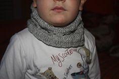 Bufanda cuello bebe chico lana , scarf yarn baby boy Etsy en https://www.etsy.com/es/listing/212525700/bufanda-cuello-para-ninos