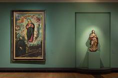 El Siglo de Oro. Die Ära Velázquez<br>Ausstellungsansicht<br>© Staatliche Museen zu Berlin, Gemäldegalerie / Achim Kleuker
