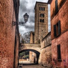 #Ravenna - downtown