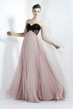 Murad pink pleats ( I wanna wear omething like this to the USC ball this year)