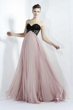 Murad pink pleats