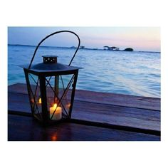 Romantic Evening Light of the Ocean at Flying Fishbone Picture of... ❤ liked on Polyvore featuring pictures and backgrounds