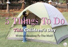 5 Things To Do This Children