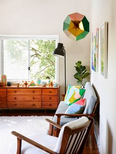 My Attic: Today's Crush: the home of Leah Bartholomew