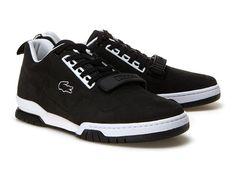 Sneakers Missouri Lacoste en cuir suédé Nike Shoes Blue, Pumas Shoes, Lacoste Shoes, Shirt Stays, Sport Wear, Pug, Missouri, Men Fashion, Baskets