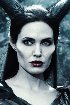 """I like you begging. Do it again"" Maleficent- Angelina Jolie"