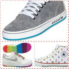 Adidas , Nike ou Converse ?