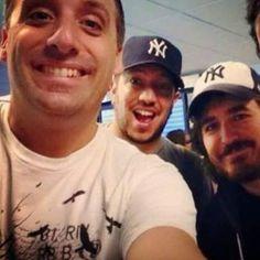 Joe, Sal and Q