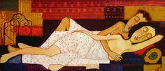 Love. Otar Imerlishvili (Georgian artist)
