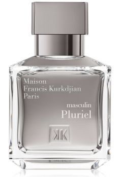 Masculin Pluriel Maison Francis Kurkdjian. The fragrance features lavender, cedar, patchouli, vetiver, leather and woody notes.