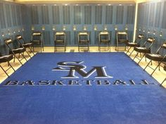 Logo Floor Mat for Smoky Mountain High School