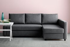 IKEA Corner Sofa Bed with storage                                                                                                                                                                                 More