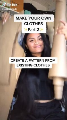 Sewing Basics, Sewing Hacks, Sewing Tutorials, Diy Kleidung Upcycling, Diy Clothes Design, Diy Fashion Hacks, How To Make Clothes, Clothing Hacks, Fashion Sewing