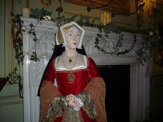 Jane Seymour  3rd wife of Henry VIII    'The demure and submissive contrast to Anne Boleyn's radical and vampish style'  - David Starkey