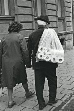 Toaleťák byl lakmusovým papírkem životaschopnosti socialistického režimu