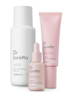 Intense Brightening Regimen Set