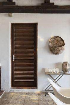 Love a louvered door