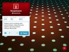 50 Twitter Tips (11). Full presentation: https://www.slideshare.net/Socjomania/the-ultimate-guide-to-twitter-50-useful-tips  #Twitter #TwitterTips #SocialMedia #SocialMediaTips