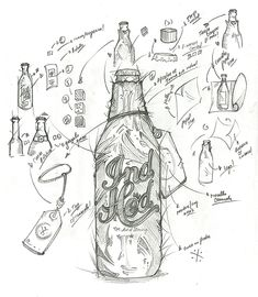 IndHed Craft Beer on Packaging of the World - Creative Package Design Gallery