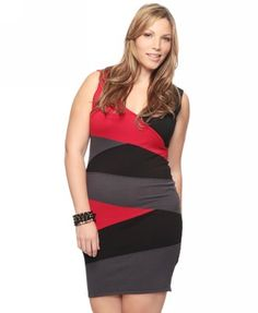 Pretty plus size dress from Forever 21