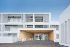 Gallery of Daishan Primary School / ZHOU Ling Design Studio - 1