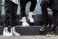 SFAF1 Desert Camos made a splash : Sneakers