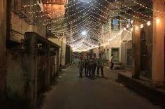 Image result for alleyway light Alley Oop, Alleyway, String Lights, Screen Shot, Rooftop, Street View, Park, Image, Google Search