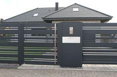 Home Gate Design, Grill Gate Design, House Main Gates Design, Fence Gate Design, Steel Gate Design, Front Gate Design, Door Design, House Design, Modern Garage Doors