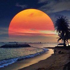 #Repost @capochino67 Photo by @dotzsoh #Regrann #beauty #beautiful #colors #mystic #majestic #magic #dream #dreamers #zen #hope #harmony #horizons #water #wind #ocean #oceans #wind #beach #sun #sunrise #sunset #moon #moonrise #moonlight #touchthemoon
