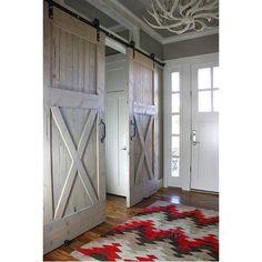 Амбарная дверь Декс